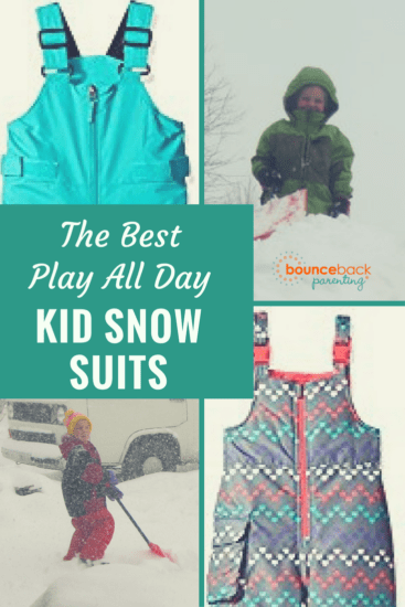 Bast Play All Day Kids Snow Suits