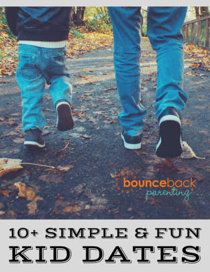 Easy One on One Outing Ideas for Quality Time with Kids