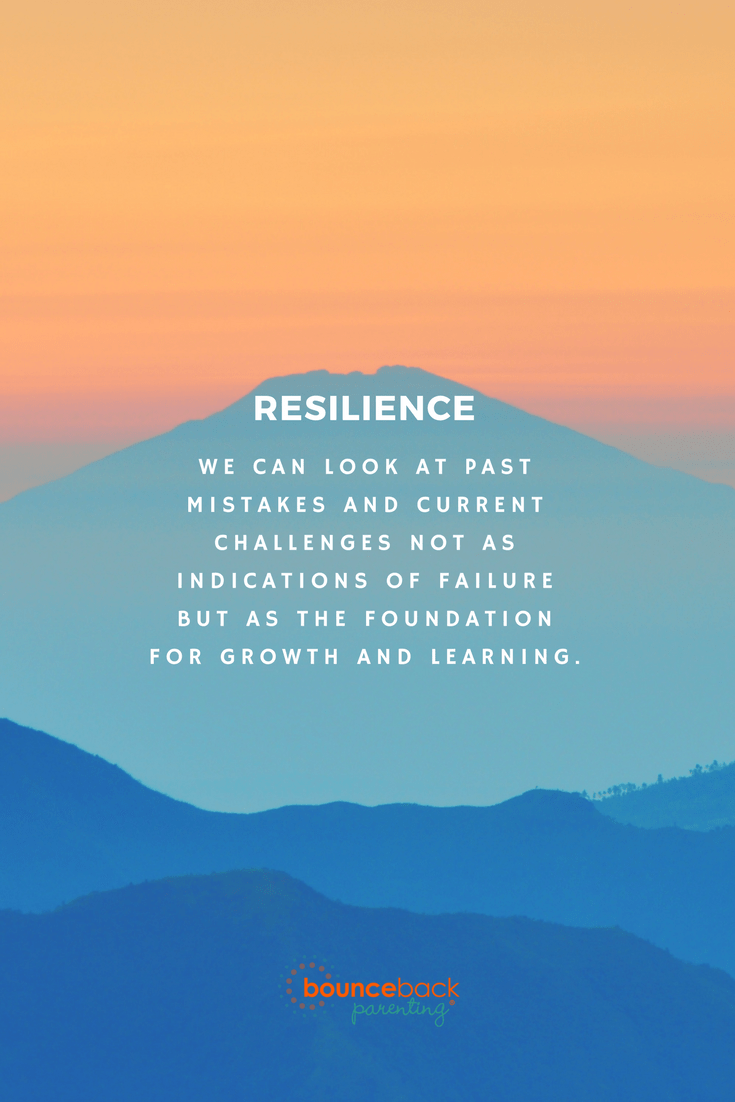 Resilience Phone Wallpaper Bounceback Parenting