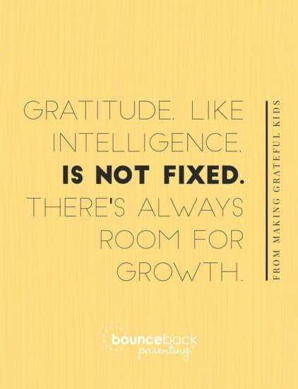 How to Teach Gratitude to a Child – Four Parts of Gratefulness