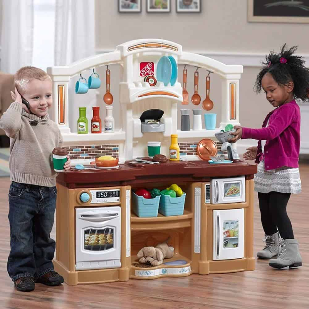 step2 fun with friends kitchen with accessory set