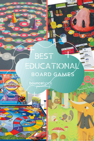 Best And Most Fun Educational Board Games For Elementary Students