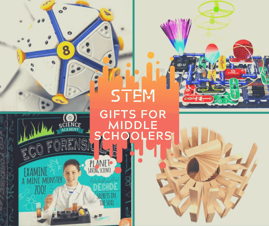 The Perfect Stem Gifts For Middle Schoolers