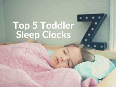 Toddler Sleep Clock Feature